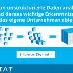 Wie man unstrukturierte Daten analysiert und daraus wichtige Erkenntnisse für das eigene Unternehmen ableitet