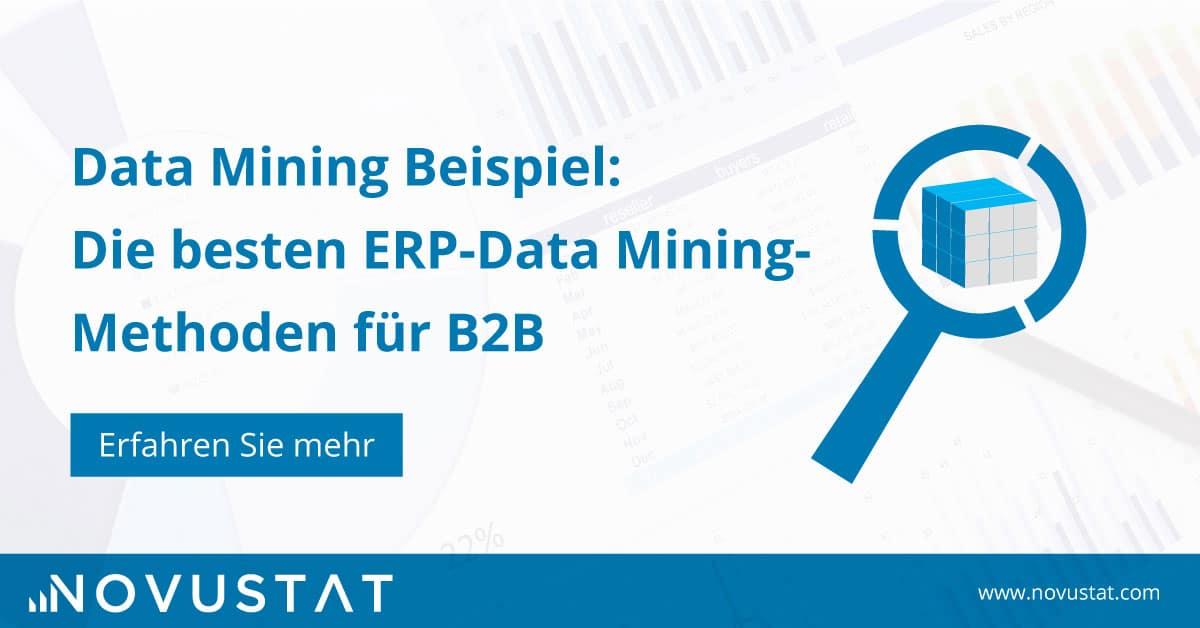 ERP Data Mining - Ein Data Mining-Beispiel aus der Praxis