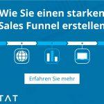 Wie man mit Customer Analytics einen starken Sales Funnel erstellen kann